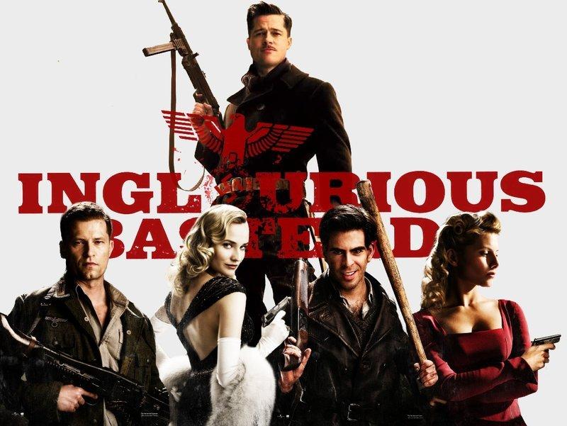 Inglorious Basterds, Cara Tarantino Meruntuhkan Rezim Hitler - montasefilm