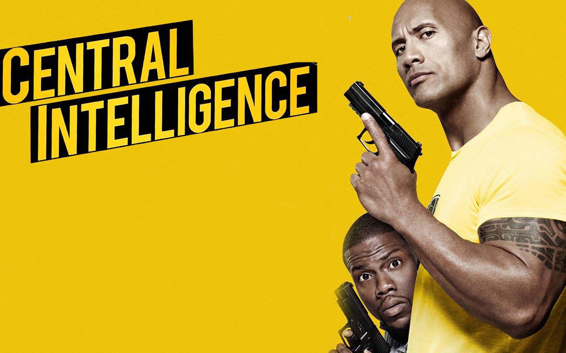 Central Intelligence Montasefilm