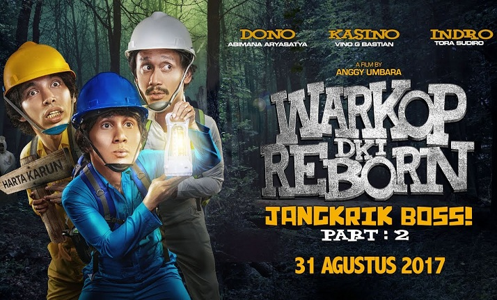 Download Film Warkop DKI Reborn Part 2 (2016) Bluray Full Movie